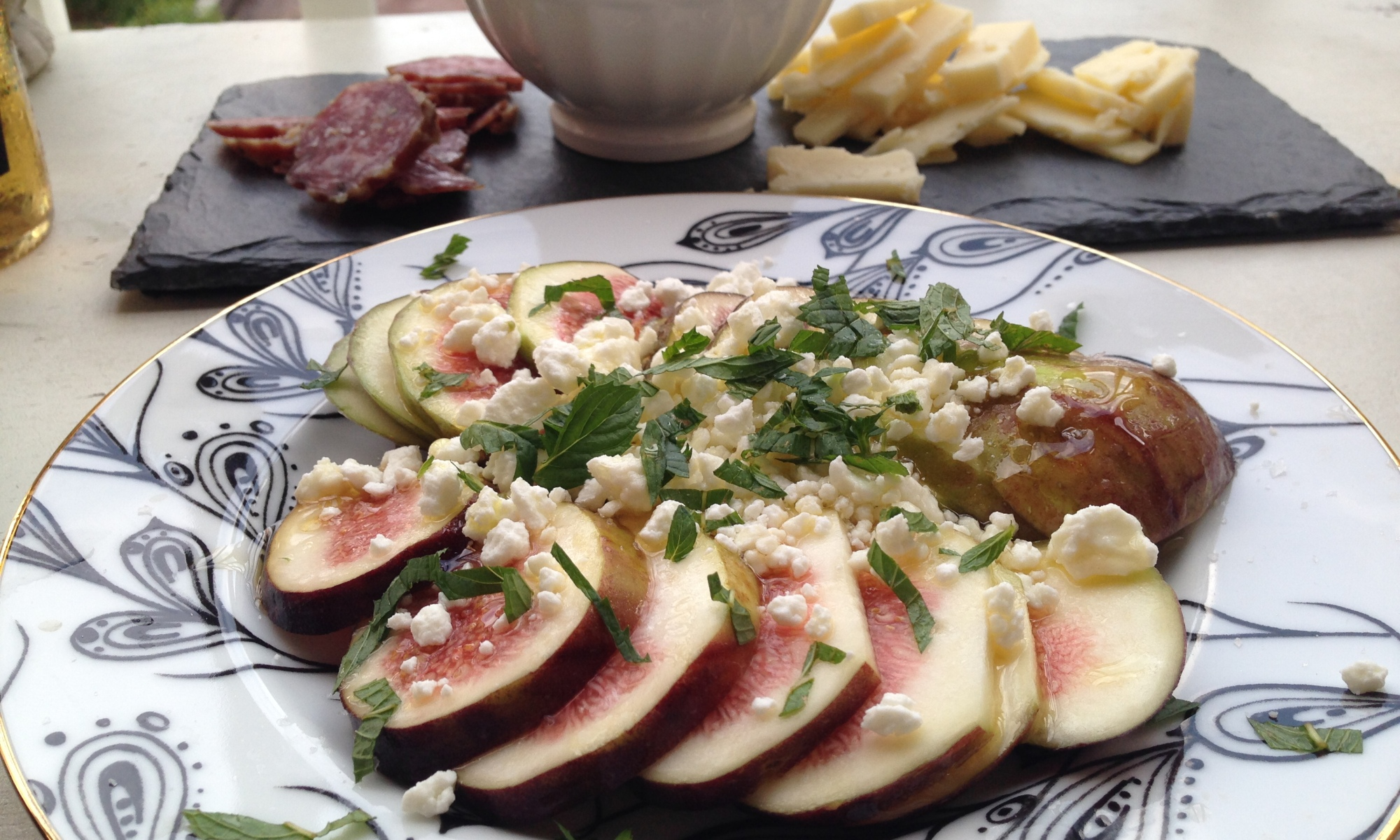 Sweet and Savory Figs