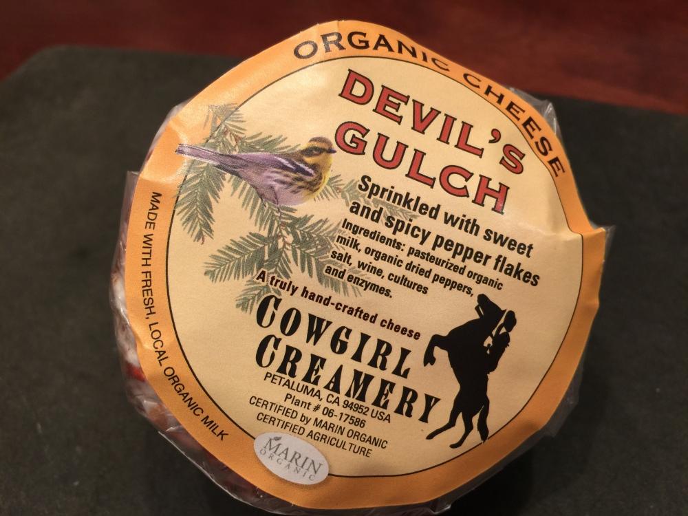 Devils Gulch from Cowgirl Creamery