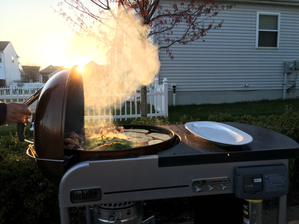 Romancing the Grill