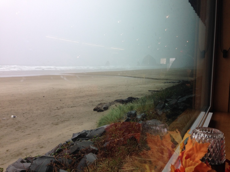 Mo's Chowder View in Cannon Beach