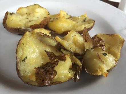 Perfectly Crisp Potatoes