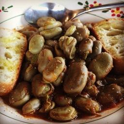 Fave Bean Stew