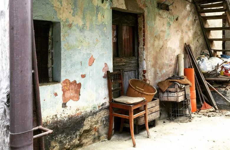 Empty Homes of Campo Canavese