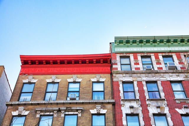 Harlem's Gift of Color by Paolo Ferraris Colors