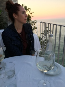 Dinner in Peschici