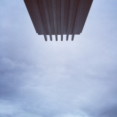Looking Up Under Hotel Ayre