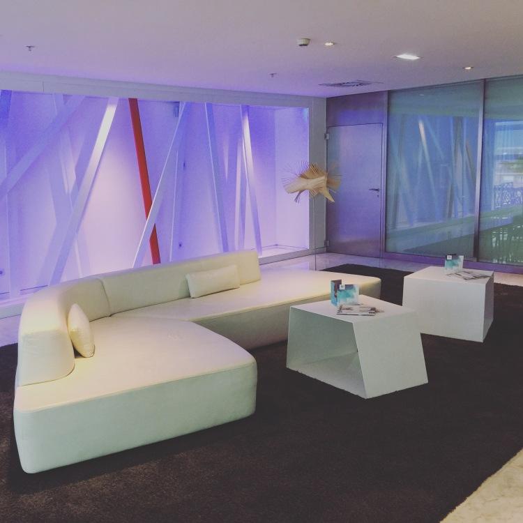 Modern Elevator Lobby