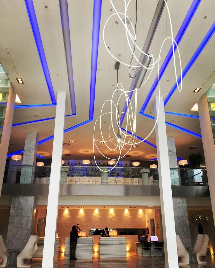 Ayre Hotel Lobby