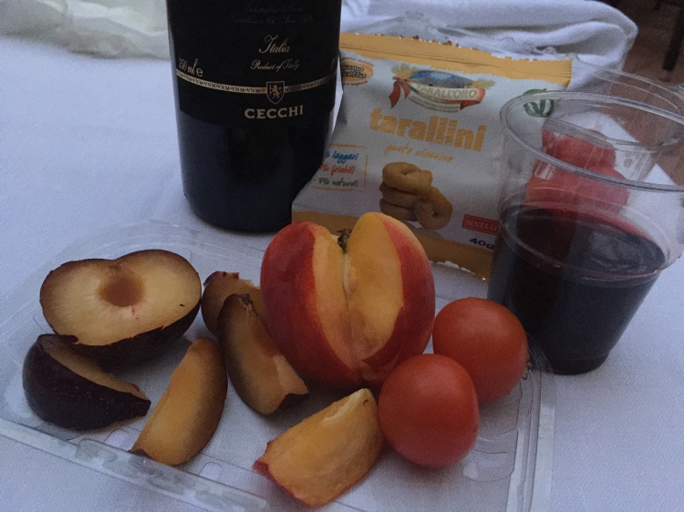 """Dinner"" in Rome"