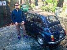 Fiat 500 from Bello's Memories