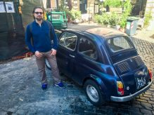 Fiat 500 from Bello's Memories