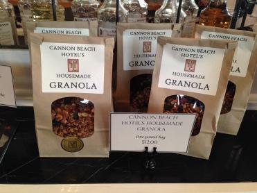 Granola to Go