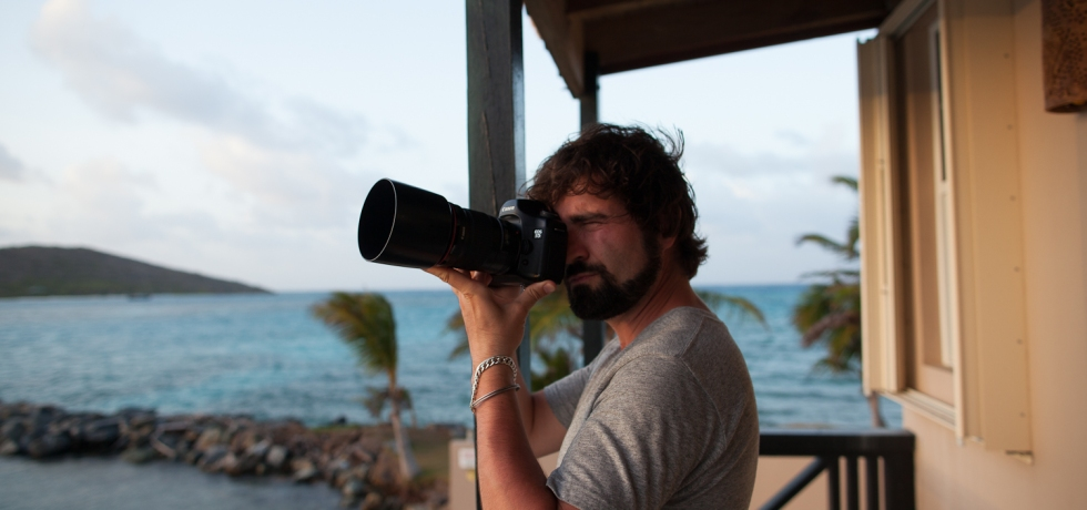 Bello at Work in BVI