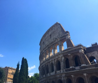 Uncrowded Viewpoint of the Colosseum