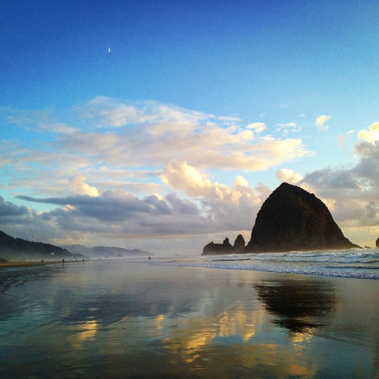 "Haystacks Rock from the ""The Goonies."""