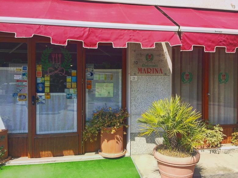 Restorante Marina in San Salvo