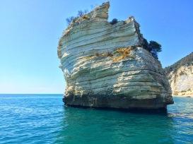 Freestanding Monolith of Limestone