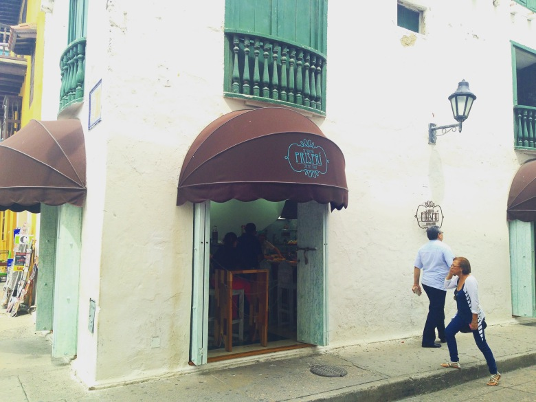 Pris Pri Cartagena Colombia