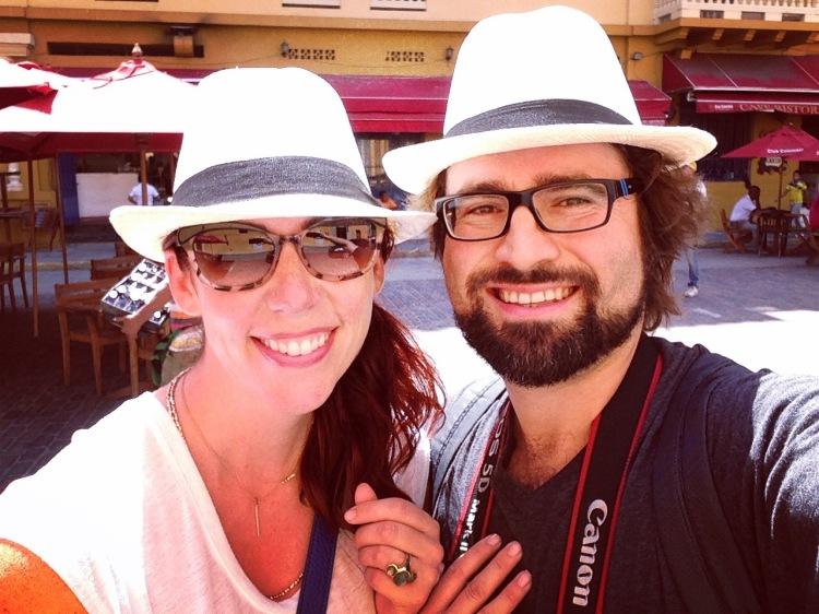 In Love In Cartagena With Cartagena