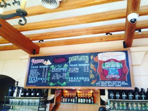 What's on Tap at Portland Brewery