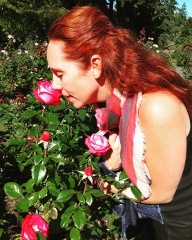 Nose to Rose Test Garden