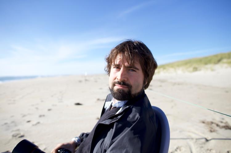 Photographer Paolo Ferraris on Nantucket Shores