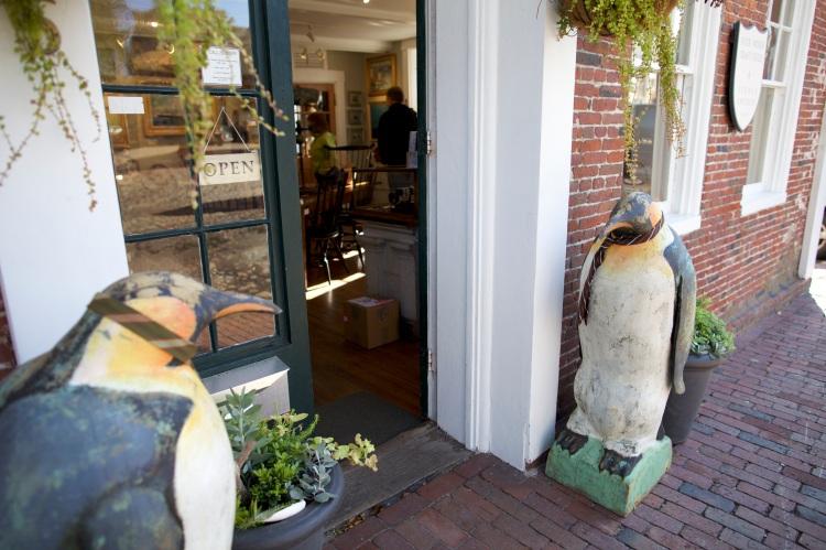 Nantucket Shops