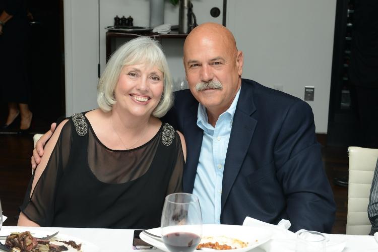 Mary Jo and Mark