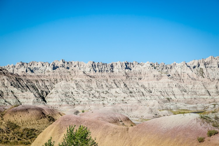 Yellow Mound Overlook, Badlands
