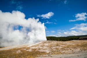 Old Faithful Yellowstone