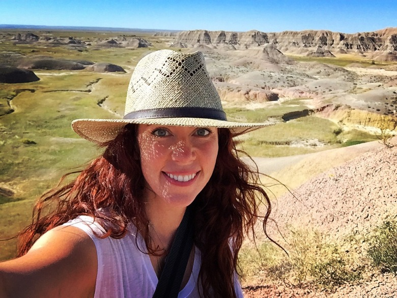Stetsons a must in the Badlands