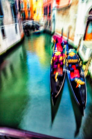 Mating Gondolas Paolo Ferraris Colors