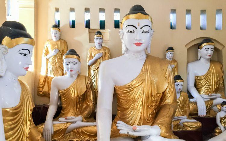 Shwethalyaung Buddha