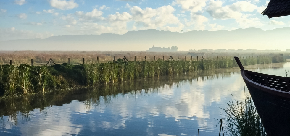 Lake Inle Myanmar