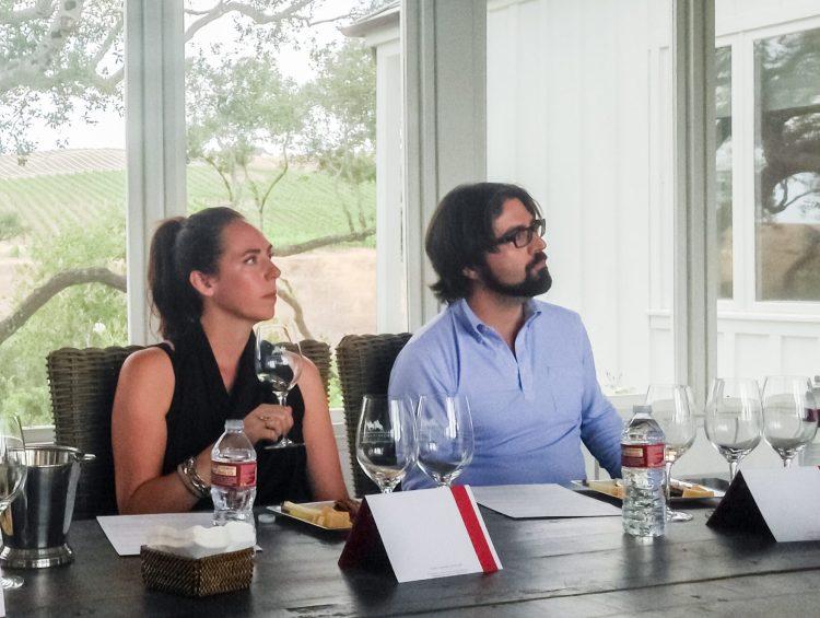 Private Tasting at Happy Canyon Vineyard