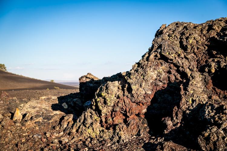 Rocky Lava Forms