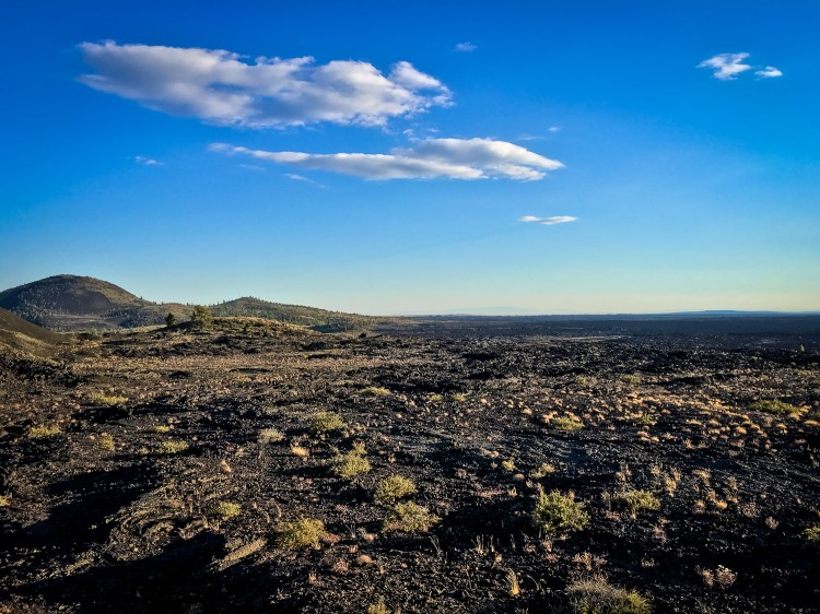 Craters of the Moon Lava Fields