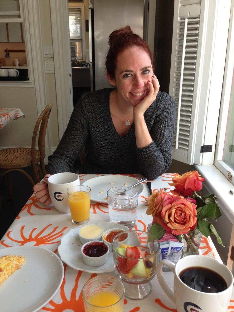 Breakfast Beyond Continental