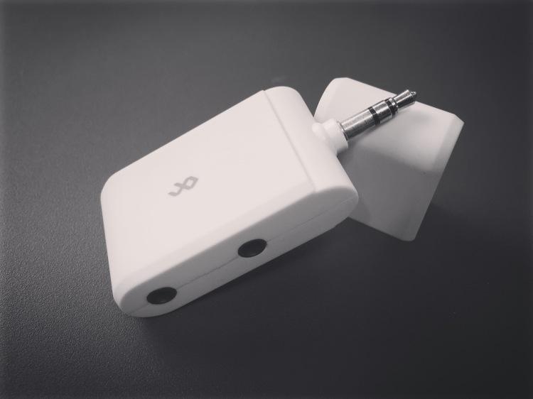 Cordless Headphone Splitter