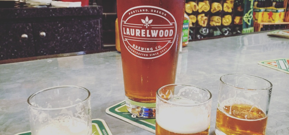 Hoppy Hour at Laurelwood Brewing Co.