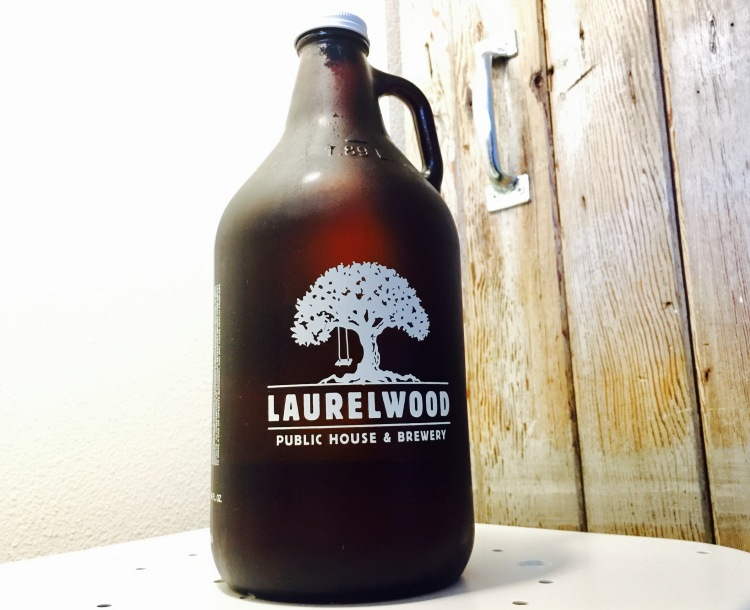 Growler from Laurelwood