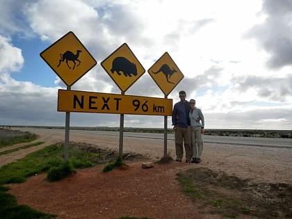 Tiff & Chris in Australia