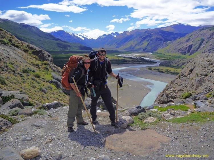 Vagabond Way Tiff & Chris in Chile