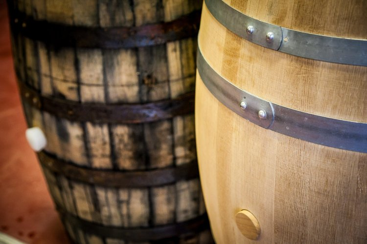 Barrel Variations for Aging at Ancestry Brewery
