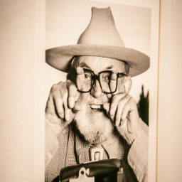 David Hume Kennerly Portrait of Ansel Adams