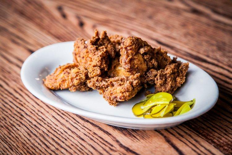 Famous Fried Chicken From Laurelhurst Market