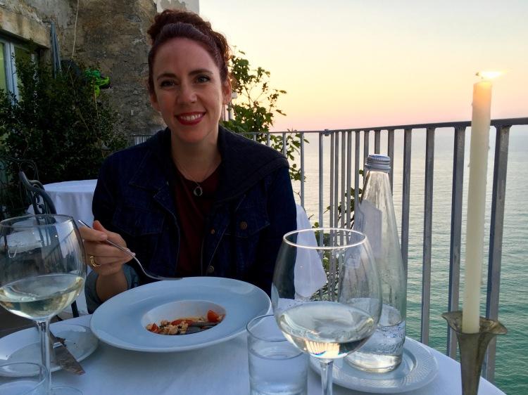 Dinner at Porta Di Basso