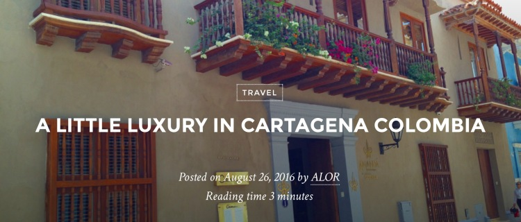 Hotel Anandà Cartagena Colombia