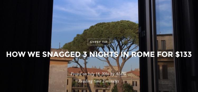Hotel Apogia Lloyd Rome, Italy