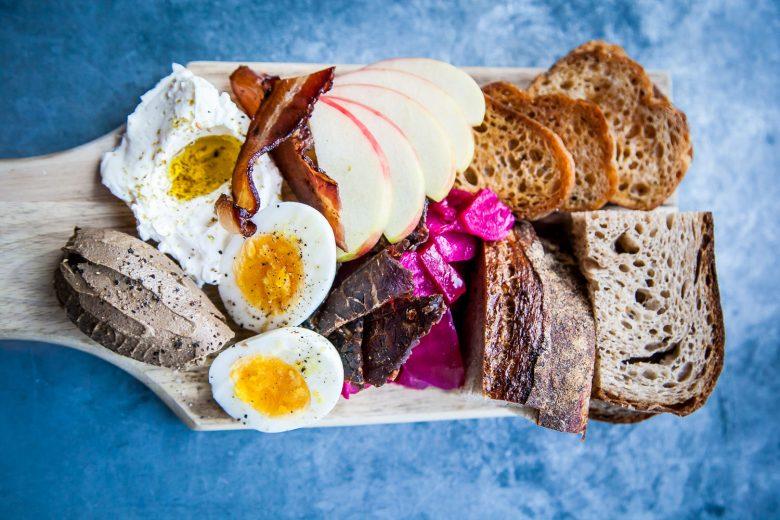 Breakfast Board in all it's glory